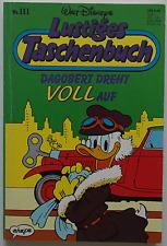 Walt Disney LTB Nr. 111 - Dagobert dreht voll auf / Lustiges Taschenbuch