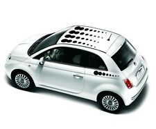 Fiat 500/500c Drops spots car stickers, decals, graphics.