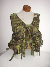 CZECH ARMY original issue VZ95 camo tactical vest w/ integral 30 rd pouches #4