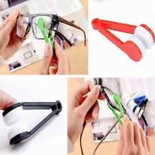 Cleaner Spectacles Sunglasses Eyeglass Mini Microfiber Glasses Clean Wipe Tools