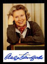 Antje Weisgerber Autogrammkarte Original Signiert # BC 58245