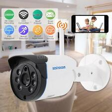 1080P 2.0MP HD IP WIFI Security IP Camera Motion Detector Outdoor IR Night B0X8