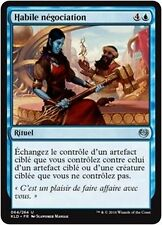 MTG Magic KLD - (x4) Shrewd Negotiation/Habile négociation, French/VF