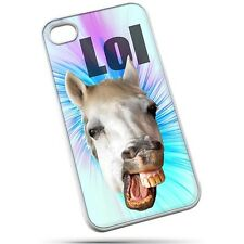 Horses With Attitude Lol IPhone 5 Cover