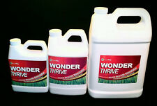 Better than Superthrive! New: WONDER THRIVE 1/2 Gallon! Growth Stimulator