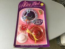 Vintage#70s ALICE MOD  FANCY HATS & Accessories#MOSC Barbie Size