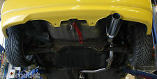 M2 HORNET HONDA CIVIC EK4 VTI 70MM TIP EXHAUST FULL CAT BACK SYSTEM LOUD Y2995