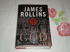 The Eye of God by James Rollins     **Signed**