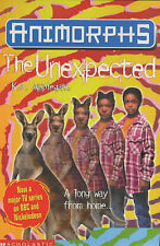 Acceptable, The Unexpected (Animorphs), Applegate, Katherine, Book