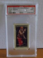 2013 Goodwin Champions #93 - HULK HOGAN - MINI - PSA 9 Mint