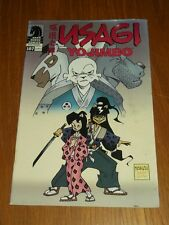 USAGI YOJIMBO #107 DARK HORSE COMICS