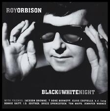 ROY ORBISON - BLACK & WHITE NIGHT CD ~ 80's BONNIE RAITT~KD LANG~TOM WAITS *NEW*