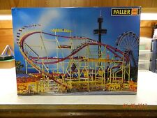 HO Scale Carnival Ride Models Faller Big Dipper Roller Coaster 2  #140451