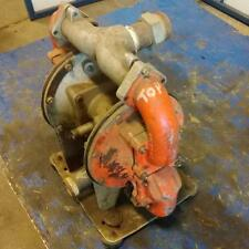 THE WARREN RUPP CO. 2 IN SANDPIPER DIAPHRAGM PUMP