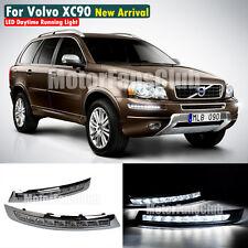 LED Daytime Running Light For Volvo XC90 DRL 2007 2008 2009 2010 2011 2012 2013
