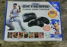 AtGames Sega Genesis Classic Game Console with 2 Wireless Controllers