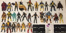 "Marvel 3.75"" 3 3/4"" Universe X-Men Collection Rogue Gambit Jubilee X-23"