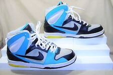 Men's Nike Air Zoom 6.0 OnCore Hightops Basketball Shoes Size 10.5 2008 EXC 5174