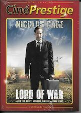 DVD ZONE 2--LORD OF WAR--LETO/CAGE/MOYNAHAN/HOLM/HAWKE--NEUF