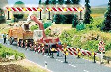 Busch HO 5905 Baustellen-Absperrungen #NEU in OVP#