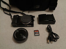 Sony Alpha NEX-7 24.3 MP Digital Camera - Black (with SEL 16-50mm OSS Lens Kit)