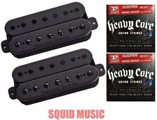 Seymour Duncan Nazgul & Sentient 7 String Set ( 2 FREE SETS OF DUNLOP STRINGS )