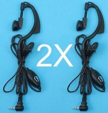 Headset/Earpiece F Uniden 2/Two Way Radio Walkie Talkie