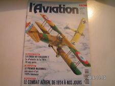 **i Fana de L'aviation n°350 Le commencement 1914 - 1918 / Mermoz