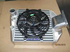 Top mount intercooler for TOYOTA Landcruiser 80 series 1HD-T  4.2L Diesel