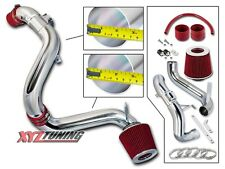 "3"" RED Cold Air Intake Induction Kit + Filter For 12-15 Civic DX/LX/EX 1.8L L4"