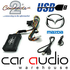 Connects2 CTAMZUSB001 Mazda RX-8 06 - 09 USB Aux In Input Car Interface Adaptor