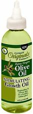 Ultimate Organic Therapy Extra Virgin Olive Oil Stimulating Growth Oil 4 oz 8pk