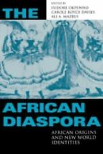 The African Diaspora: African Origins and New World Identities