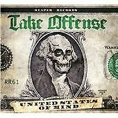 Take Offense United States Of Mind CD