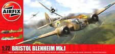 Bristol blenheim mk i (raf & roumain/axe af markings) 1/72 airfix
