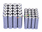 20 AA 3000mAh + 20 AAA 1800mAh 1.2V NI-MH Rechargeable Battery 2A 3A Grey Cell