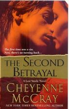 The Second Betrayal by Cheyenne McCray VG C (2009, PB) Comb ship 25¢ ea add'l bk
