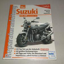 Reparaturanleitung Suzuki GSX 1400 - ab Modelljahr 2001!