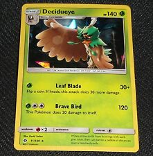 Decidueye 11/149 SM Sun & Moon SHATTTERED Holo Promo Preorder NM Pokemon Card