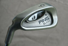 Left Hand Ping i3+ Blade 6 Iron VGC CS Lite Steel Shaft with Cushin