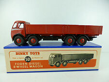 Dinky 501 Foden MK1 highsided wagon