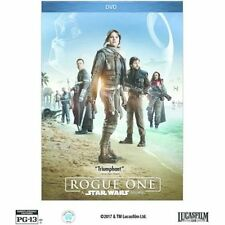 Rogue One A Star Wars Story DVD 2017  NEW PRE-ORDER SHIPS 4/4/17 with Tracking #