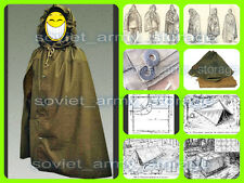 Russian Army. Soviet soldiers. MILITARY PONCHO. Cloak – tent. 100% Original!