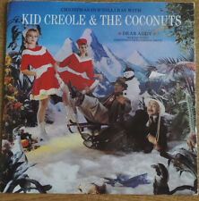 "Kid Creole and The Coconuts, Dear Addy 7"", Island Records"