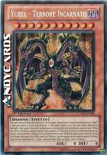 Yubel - Terrore Incarnato ☻ Segreta ☻ LCGX IT198 ☻ YUGIOH ANDYCARDS