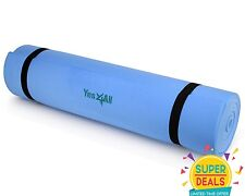 """Yes4All Yoga Mat Pad 68"""" EVA Thick 10 mm Exercise Fitness Training - ²YUS8F"""