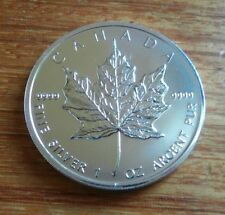 2009 $5 Canada Silver Maple Leaf Coin