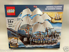 New Sealed Rare LEGO Pirates Imperial Flagship 10210