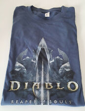 Tee Shirt - Diablo 3 III Reaper of souls - Taille L Neuf - PS4 - PC - XBOX one
