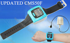 FDA CE Wrist Pulse Oximeter SPO2 monitor blood oxygen PC softwear Sleep Study F